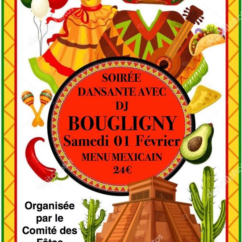 Soirée dansante à Bougligny