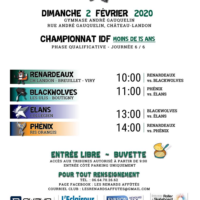 Roller Hockey à Château-Landon