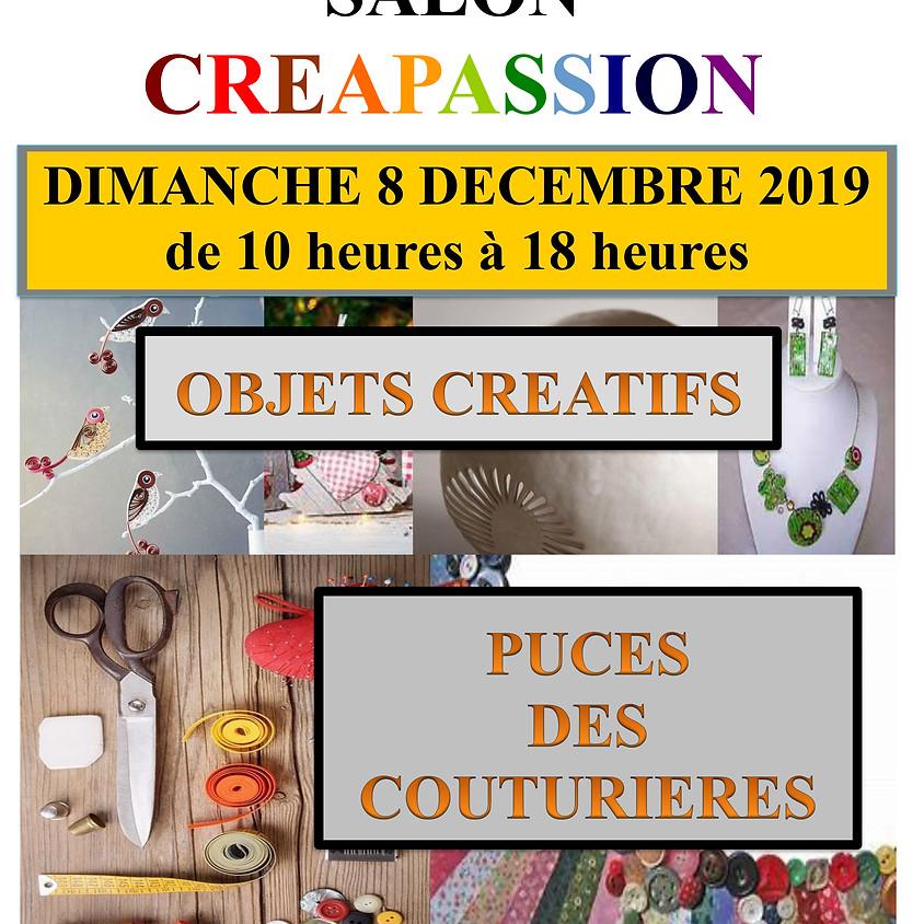 Salon créapassion à Château-Landon