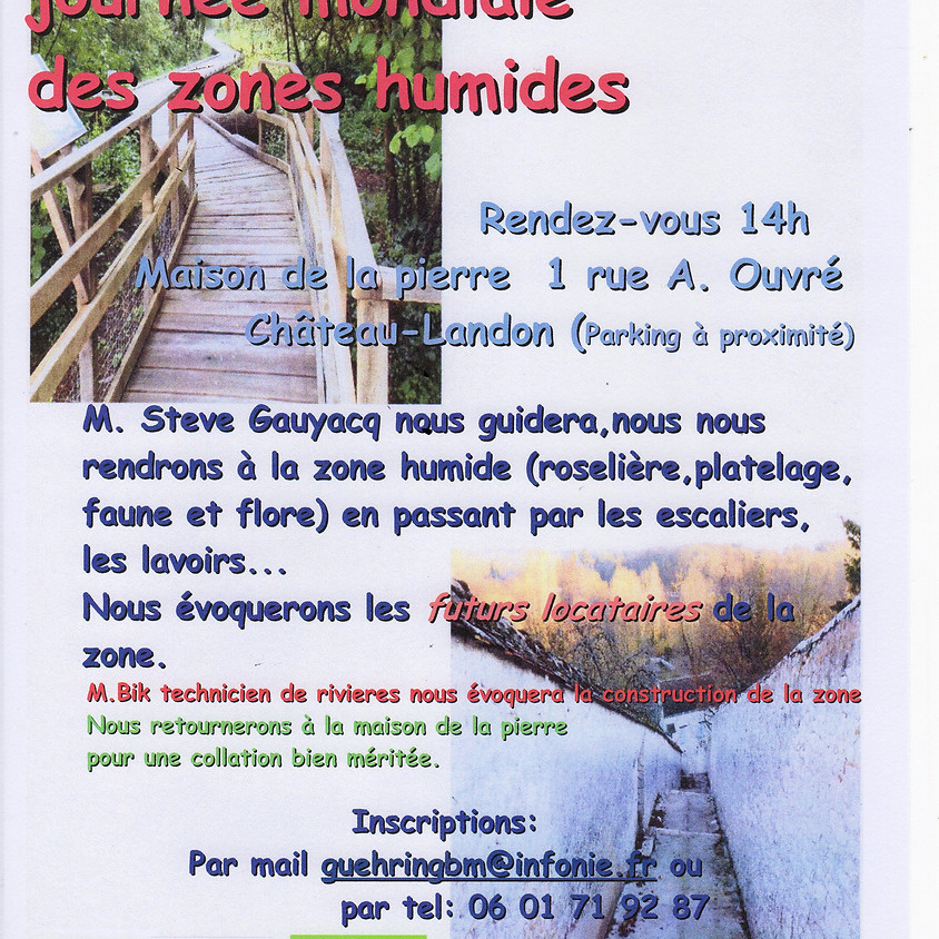 Journée mondiale des zones humides