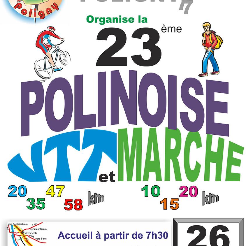 23ème Polinoise