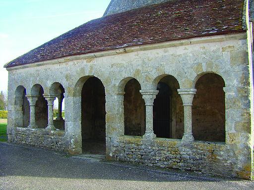 Caquetoire Mondreville.JPG