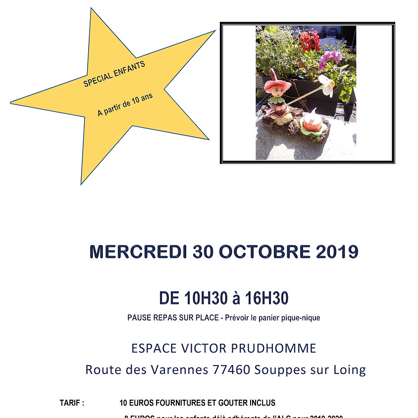Stage Porcelaine froide 2019