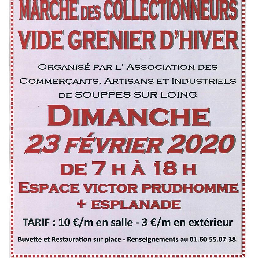 Vide grenier & marché des collectionneurs à Souppes sur Loing