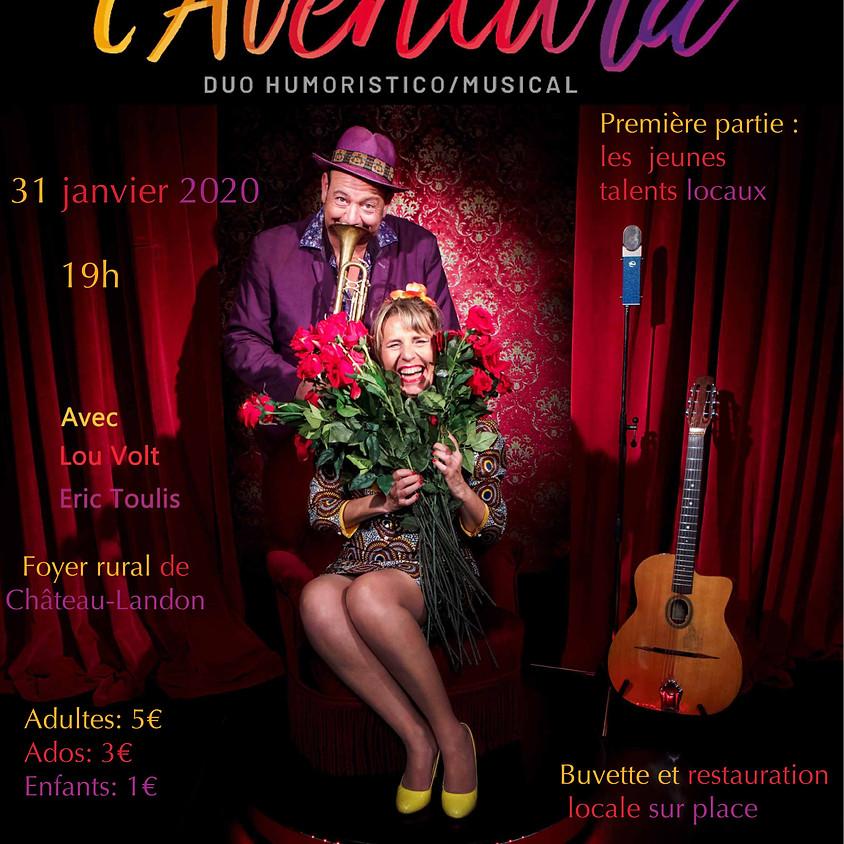 L'Aventura : Duo humouristico/musical