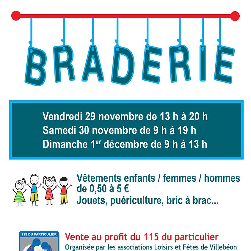 Braderie - Lorrez-le-bocage (1)
