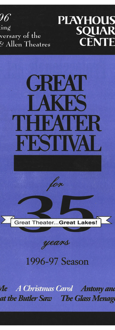 Great Lake Theater Festival '96-'97