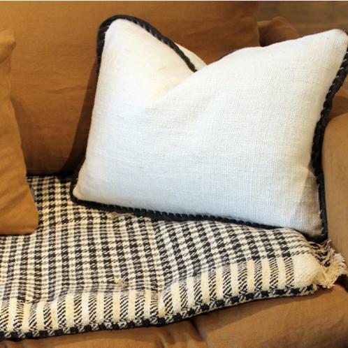 housse de coussin khadi m. Black Bedroom Furniture Sets. Home Design Ideas