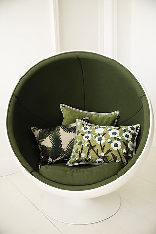 Ambiance Coussin Flora Prairie