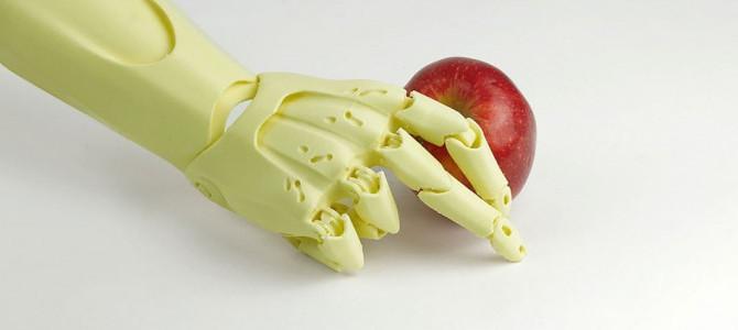 3D Systems y e-NABLE se unen para crear prótesis de manos impresas en 3D