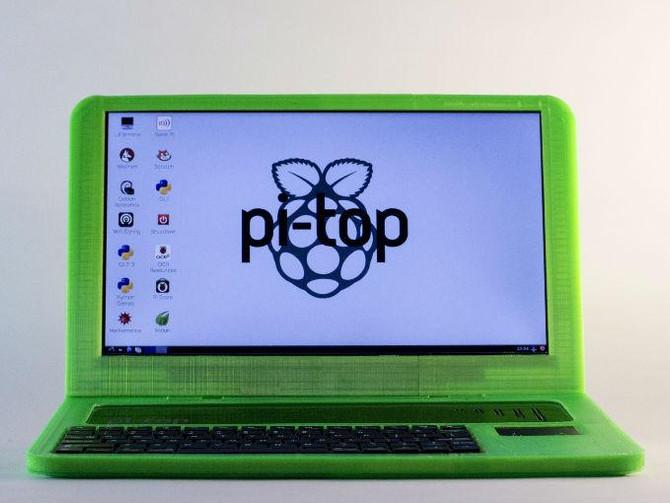Primera Laptop hecha con una impresora 3D