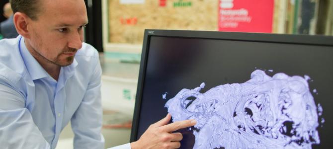 Investigadores utilizan la impresión 3D para estudiar la inteligencia de un Tiranosaurio Rex