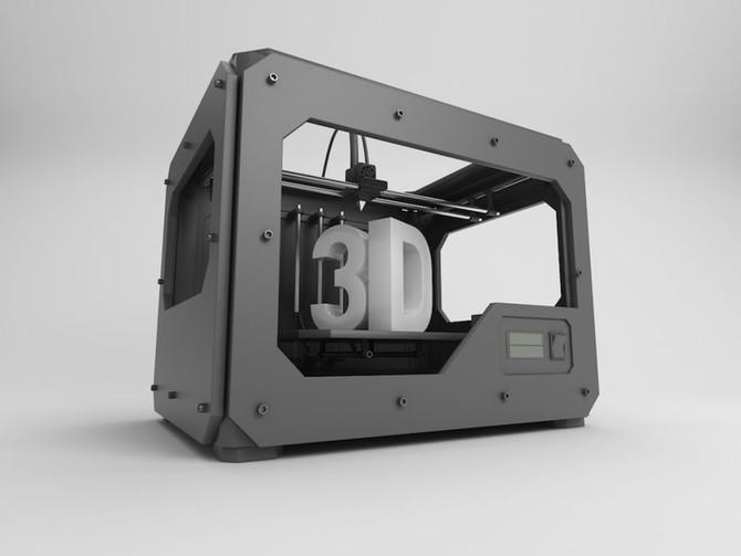 El mercado mundial de la impresión 3D alcanzará los 8600 millones de dólares en 2020