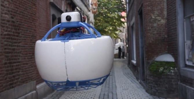 """Reparan gracias a la impresión 3D el dron """"más seguro del mundo"""""""