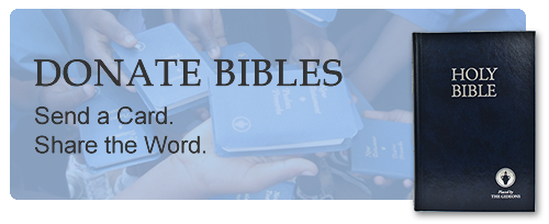 GideonCard Bible Ministry