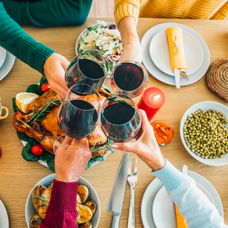 Eating Healthy Through The Holidays