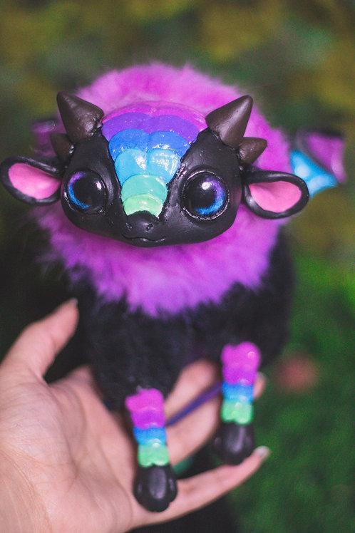 Aurora Chibi Dragon Art Doll