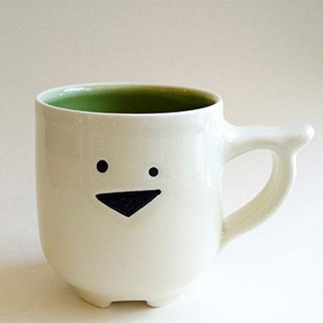Classic Companion Mug - Smile