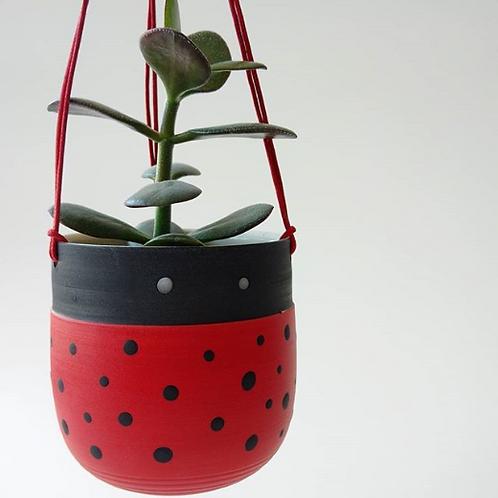 Ladybug Planter - medium