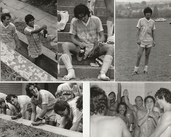GSI Rümlang 1964 1. Mannschaft 1987 3. Liga Aufstieg