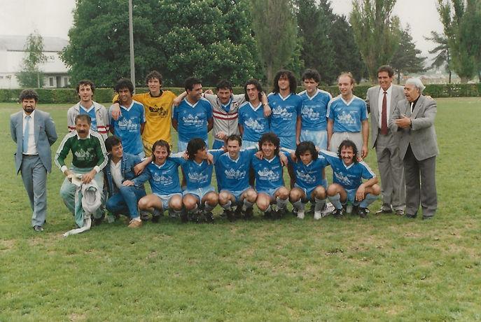 GSI Rümlang 1964 1. Mannschaft 1987
