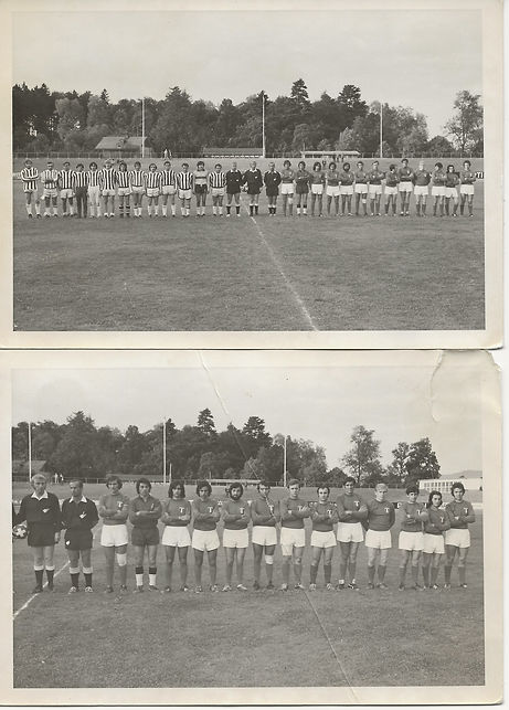 GSI Rümlang 1964 Finale 1972