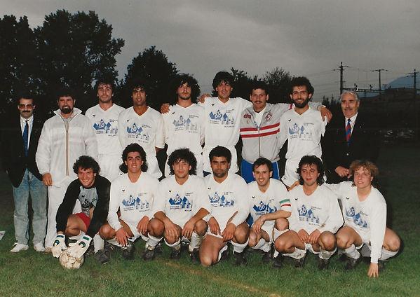 GSI Rümlang 1964 Gewinner Consolato Turinier 1987_