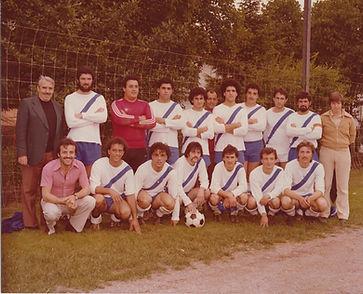 GSI Rümlang 1964 1. Mannschaft 1978