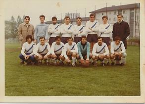 GSI Rümlang 1964 1. Mannschaft 1974