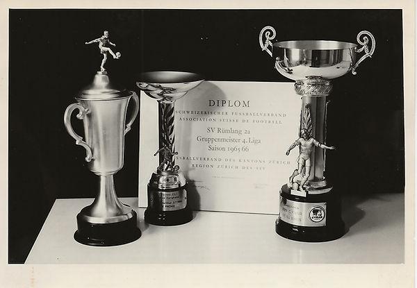 GSI Rümlang 1964 Gruppenmeister 1965