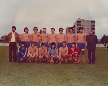 GSI Rümlang 1964 1. Mannschaft 1976