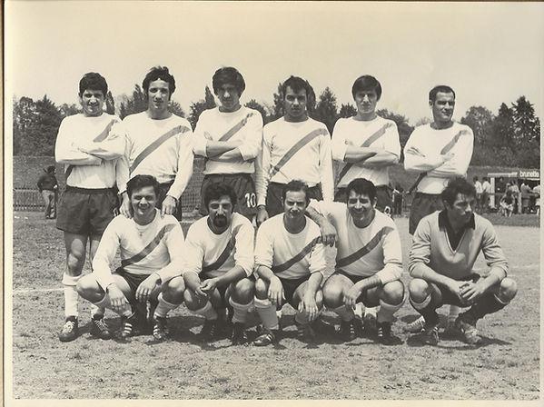 GSI Rümlang 1964 1. Mannschaft 1970