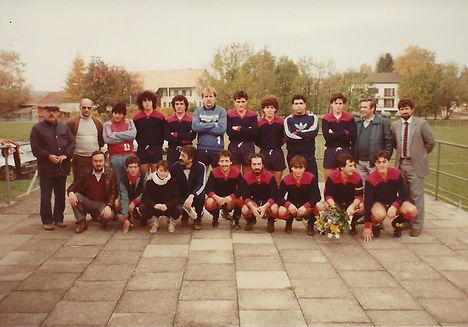 GSI Rümlang 1964 1. Mannschaft 1984