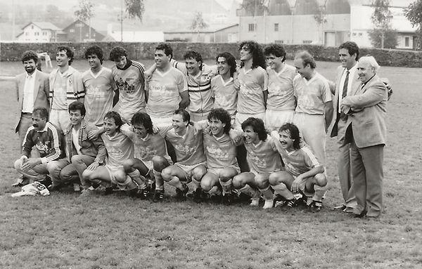 GSI Rümlang 1964 1. Mannschaft 1987 3. Liga