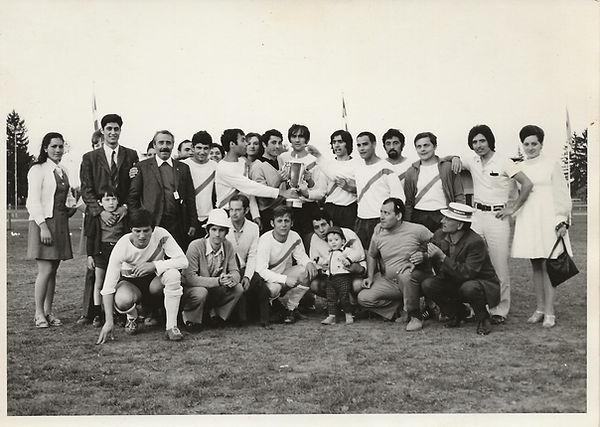 GSI Rümlang 1964 Torneo Meazza 1970