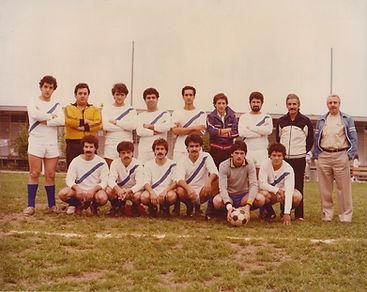 GSI Rümlang 1964 1. Mannschaft 1979