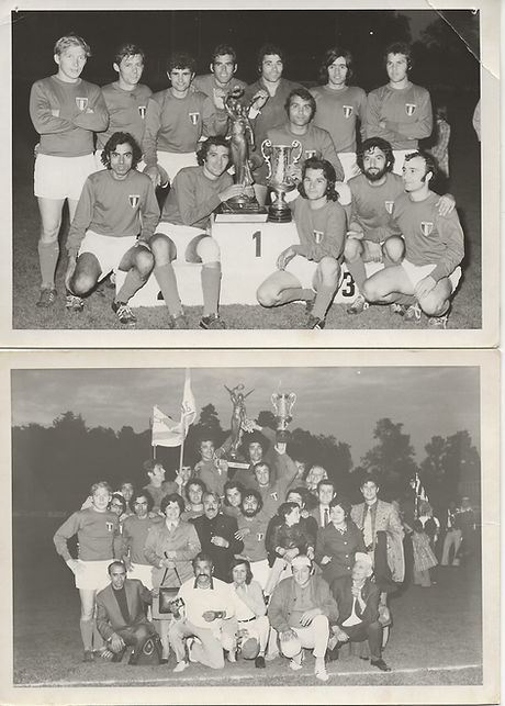 GSI Rümlang 1964 1. Mannschaft 1972