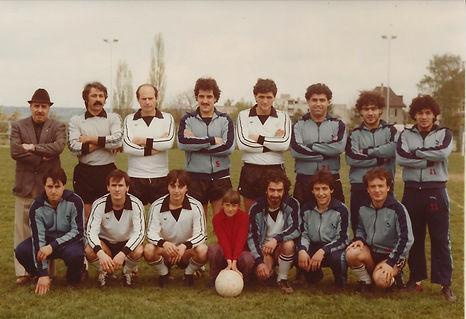GSI Rümlang 1964 1. Mannschaft 1983