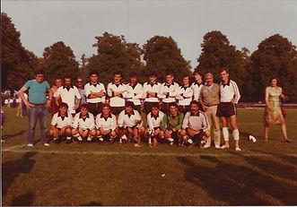 GSI Rümlang 1964 1. Mannschaft 1982