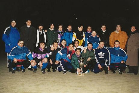 GSI Rümlang 1964 1. Mannschaft 1995