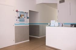 reception-corridoio
