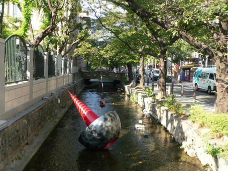 京都高瀬川彫刻展 作品募集