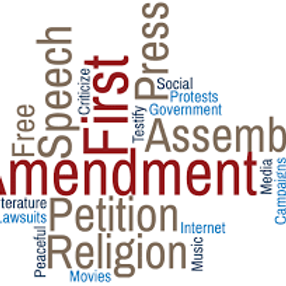 Community Action Meeting - Know & Enforce Your 1st Amendment Rights with Sherrie Peif of The Independence Institute