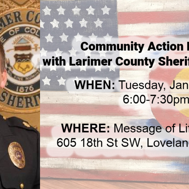 Community Action Meeting - Zoom Presentation and Q&A with Sheriff Smith