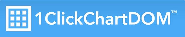 1ClickChartDOM logo