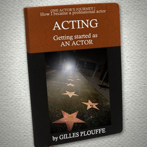 eBook Getting Started as an Actor