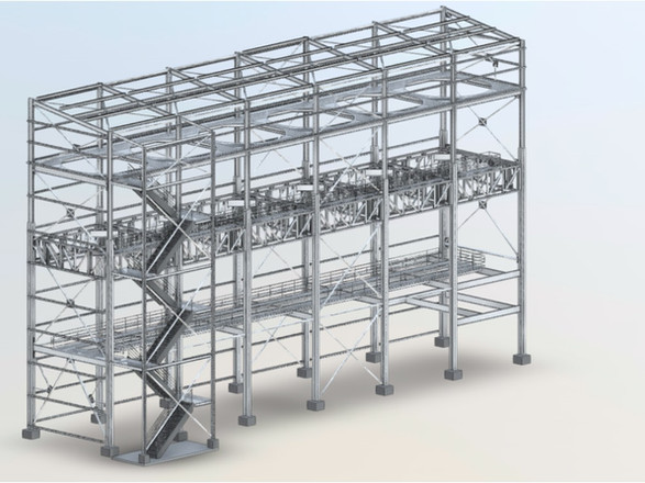 Structural Steel As-built 1