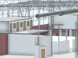 Warehouse as-built 4