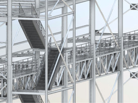 Structural Steel As-built 5