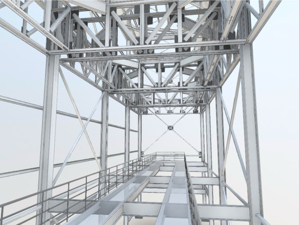 Structural Steel As-built 6